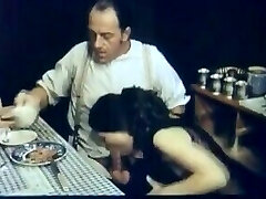 Dad and His Step Daughter Start To Live Together - Classic Taboo