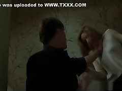 Maria Bello Sex Scene Full Frontal and Fur Covered in A History of Violence