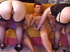 Double penetration girls compilation