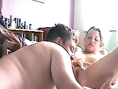 The Plumber Gets To Taste My Vag To Pay His Bill