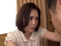 Aqsh-050 A Gentle Mom Who Dots A Middle-aged Son-in-law