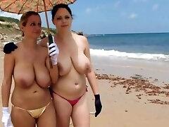 Mature big beautiful tits
