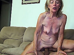 81 years old mom banged by sonny