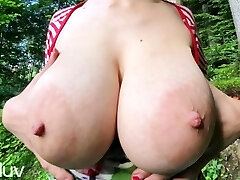 Point Of View Creampie for Busty Gf - Milaluv