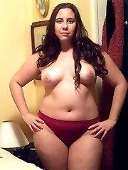 Sexy BBW Naked