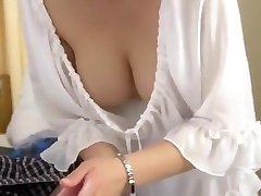 Incredible Japanese girl Megu Fujiura in Best Point Of View, Handjobs JAV clip