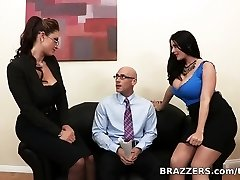 Huge Tits at Work: Acing the Interview