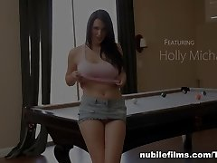 NubileFilms Video: Here To Play