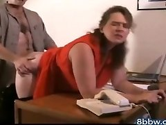 German BBW Anal Internal Ejaculation