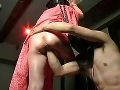 Strap Dildo fucking and standing pussy fisting!