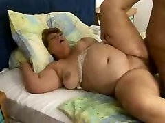 Big Lady Hetty Fat Granny Smashed Good