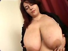 big titted lush mature gets boned