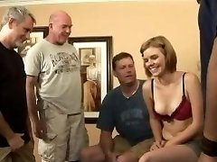 My Favorite Teenager Gang Bang 2 - Scene 1