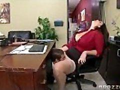 Brazzers - Alison Tyler has a little office joy
