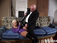 Young Towheaded German Sex Slave