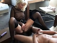 Fetish hot girl liking and drawing with tough huge dinky