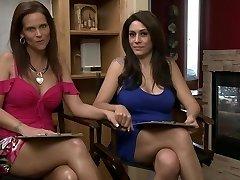 Raylene and Aryana Augustine Lezzy Adventure