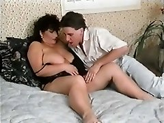 FAT MOM with son-in-law