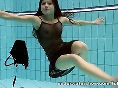 UnderwaterShow Vid: Kristy