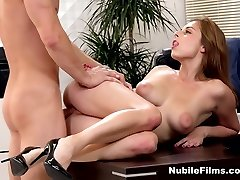 Antonia Sainz in Biz Or Pleasure - NubileFilms