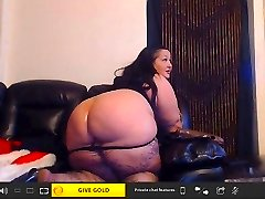 Monster Booty BBW Webcam High Heels