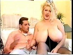 Buxomy Jenny Mansfield anal