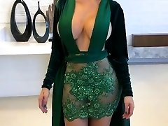 Incredible Latina with Glamour