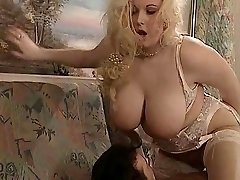 British Plus-size Kirsten Halborg anal torn up face spunked