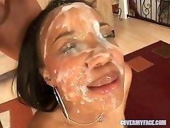 90 Facial Cumshot CUMSHOTS compilation