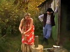 RUSSIAN Chick BIG TITED GET  FUCKED