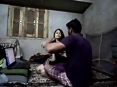 Desi steaming babe homemade passionate fuck with facial