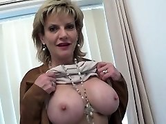 Unfaithful brit milf lady sonia showcases her giant tits