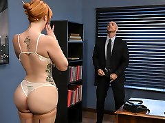 Lauren Phillips & Johnny Sins in The Fresh Nymph: Part 1 - Brazzers