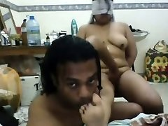 Indian Couple In A Live Web Cam Hump Happening