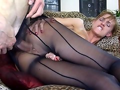 Anal-Pantyhose Movie: Rosa and Gerhard