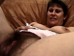Hairy cunt mature nails big cock