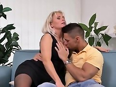 hot mommy and her paramour on cams- Watch Part 2 on my website