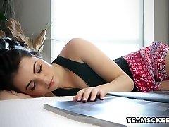 Kylie Quinn in The Needy Baby Sitter - TeamSkeet