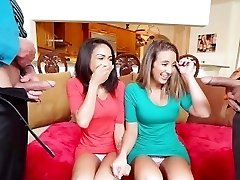Stepdaughter Swap- Daughters Learn Sex From Dad's Greatest Friend