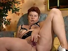 German Pierced Mature Getting Pounded