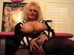 Patty Plenty: Obscenely Huge Titty Fuck Ends In Jizz Gulp!