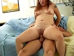 Slutty Fat Chubby Teen Ex GF liked gargling and fucking-1