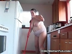 My hottest Plus-size grannies collection