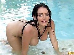 Sophie Dee swimsuit riot