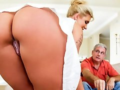 Ryan Conner & Bill Bailey in Take A Seat On My Trunk - Brazzers