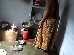 Indian Maid Enticed By Owner When Wife Not Home