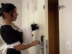 Sativa Rose as a Maid Getting Humped Stiff