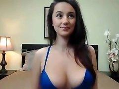 sexy steamy cam model f