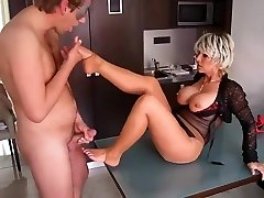 Insatiable Homemade movie with Mature, Fetish vignettes