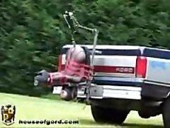 Auto Camper Shag Machine - More Videos WWW.FETISHRAW.COM